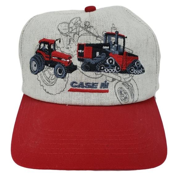 12da10959db18 Case IH Other - Case IH - Supporting FFA Snapback Hat Cap Red OSFA